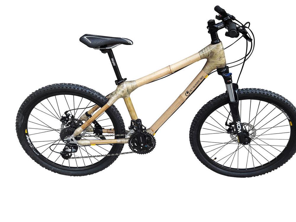 Bamboo Mountain Bike Mod 2