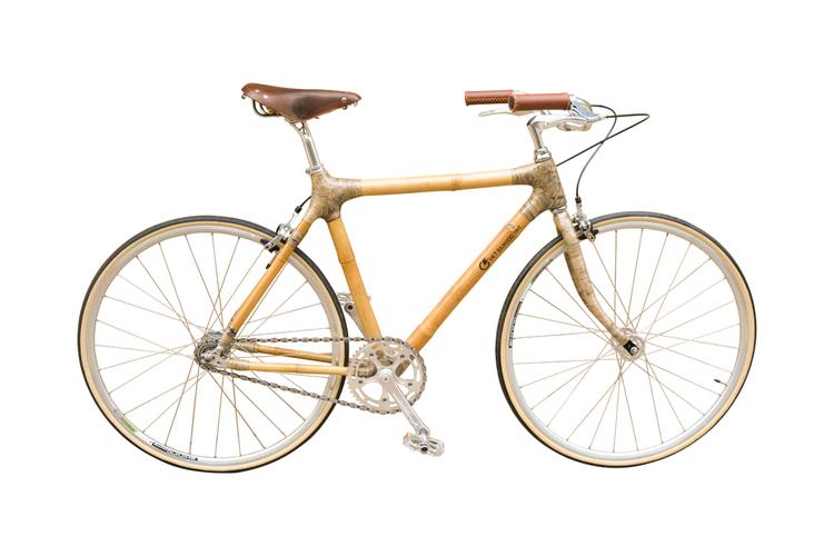Retro Bamboo Bike — The Bamboo Emporium