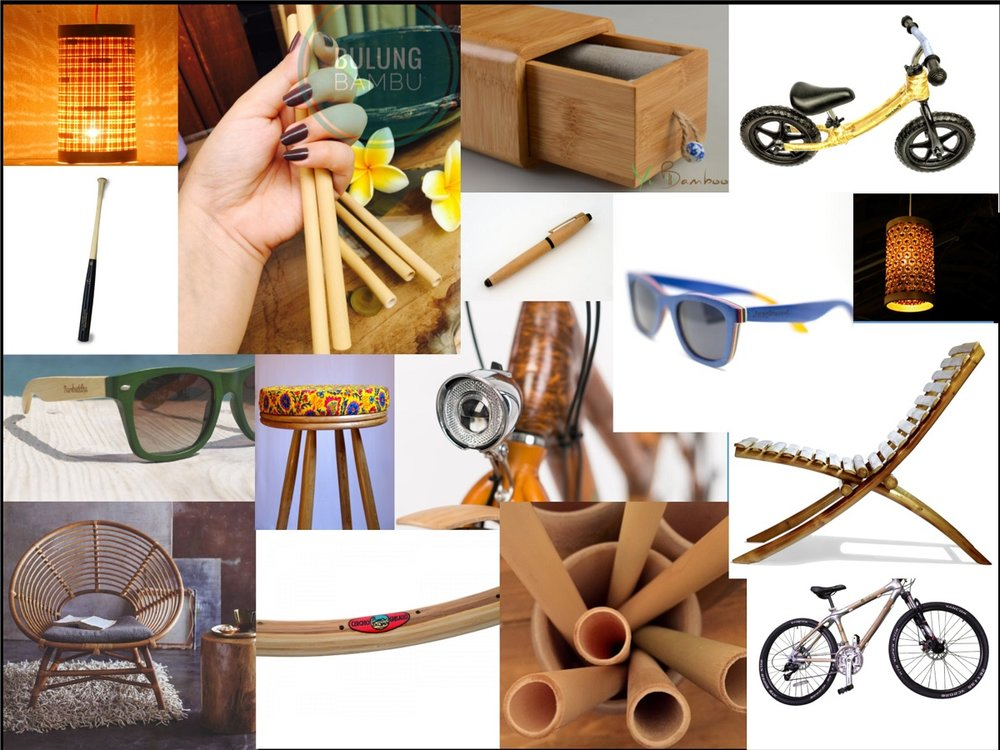 Bamboo Products  -