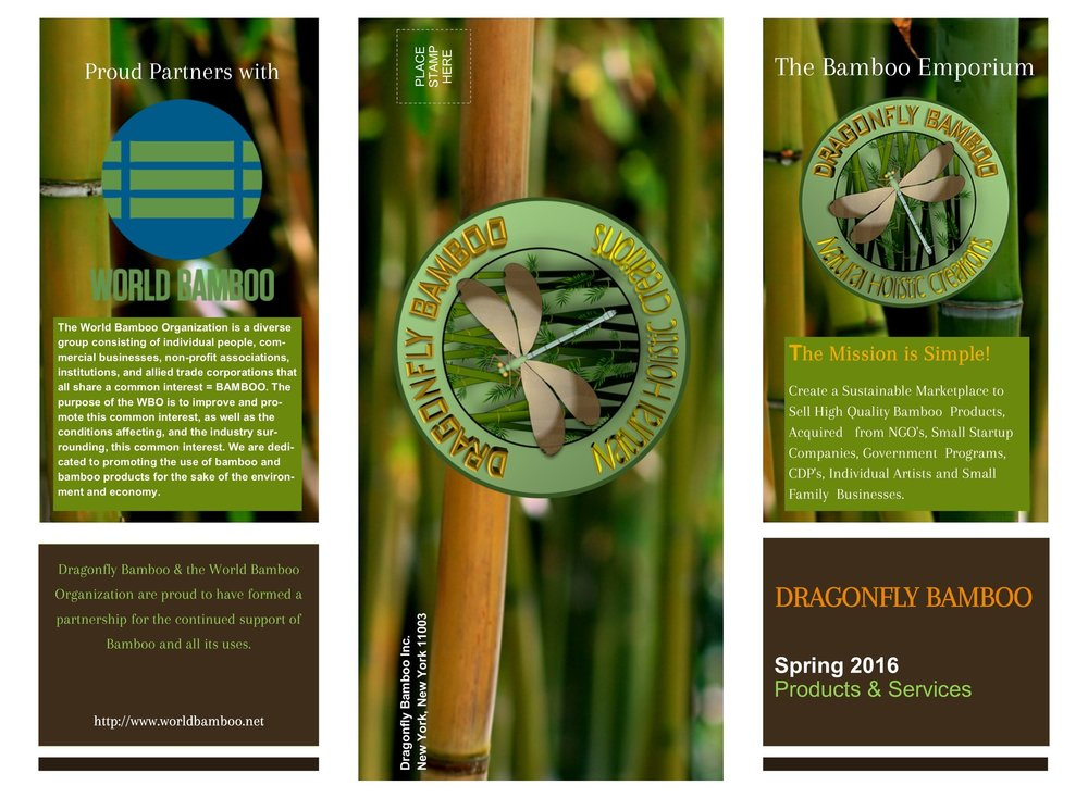 About Dragonfly Bamboo -