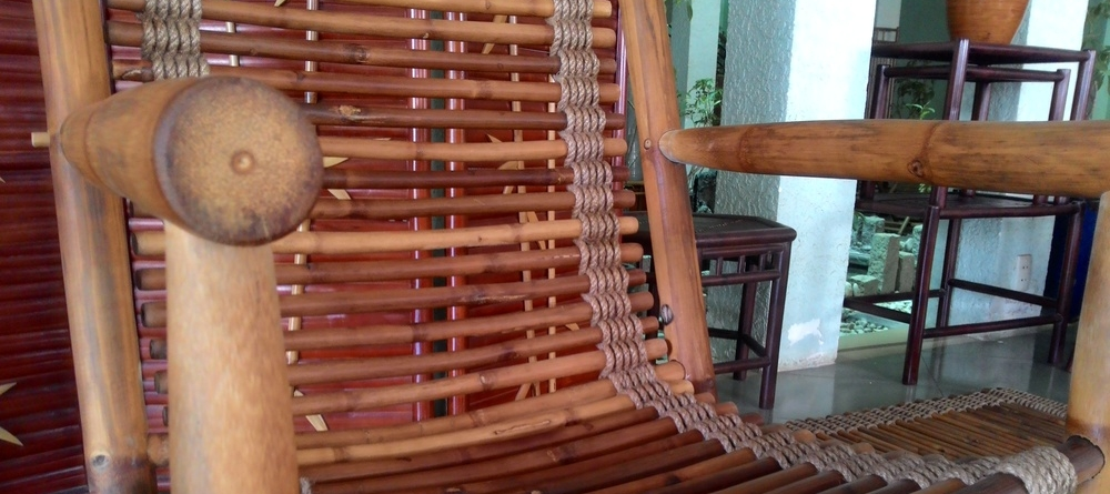 BAMBOO FURNITURE - DRAGONFLY COLLECTION -