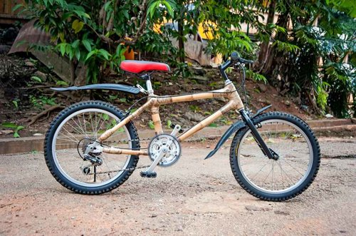 0d2d52531d9 Kids Bamboo Bikes - The Bamboo Emporium - Bamboo Products