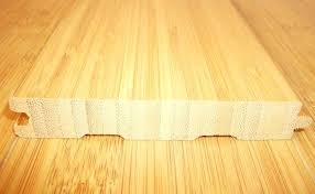 Cross Section Bamboo Flooring
