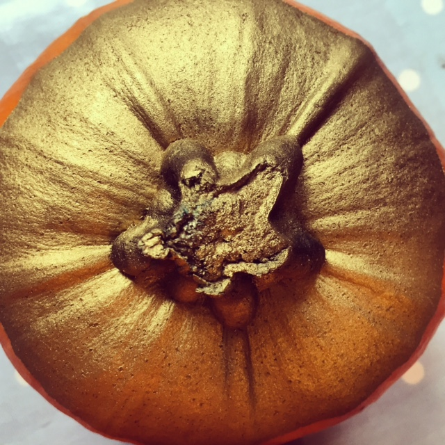 gold-pumpkins