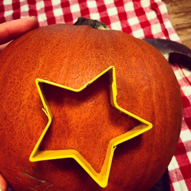 star-pumpkin
