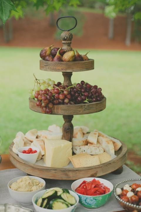 Cheese board alternative.   (Photo: Ryder Evans)