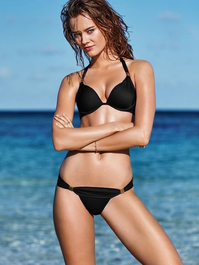 84732590ac Jac Jagaciak Shares Bikini Love From Victoria's Secret Spring 2015 Swim  Collection