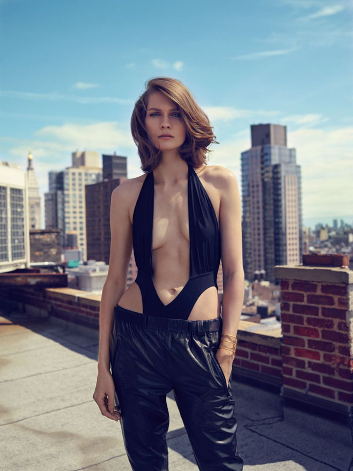 Karolin Wolter Topless. Leaked