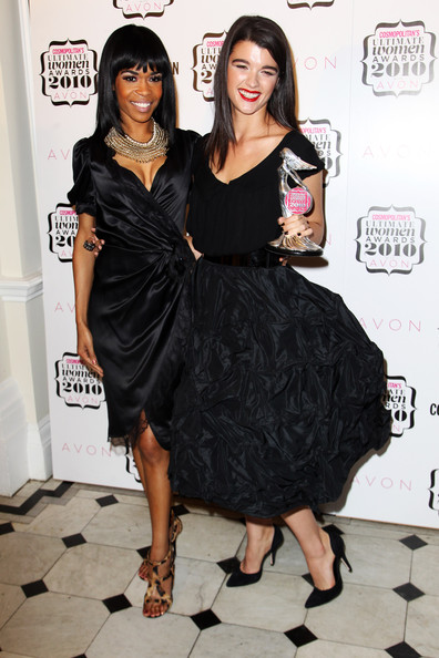 Crystal Renn Talks Curvy Models For Marina Rinaldi 2011