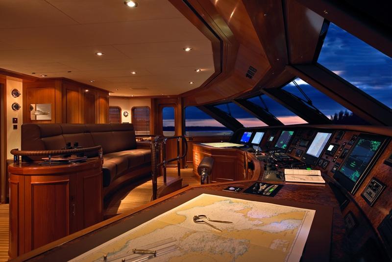Philippe Starck Impounds Steve Jobs Superyacht Venus