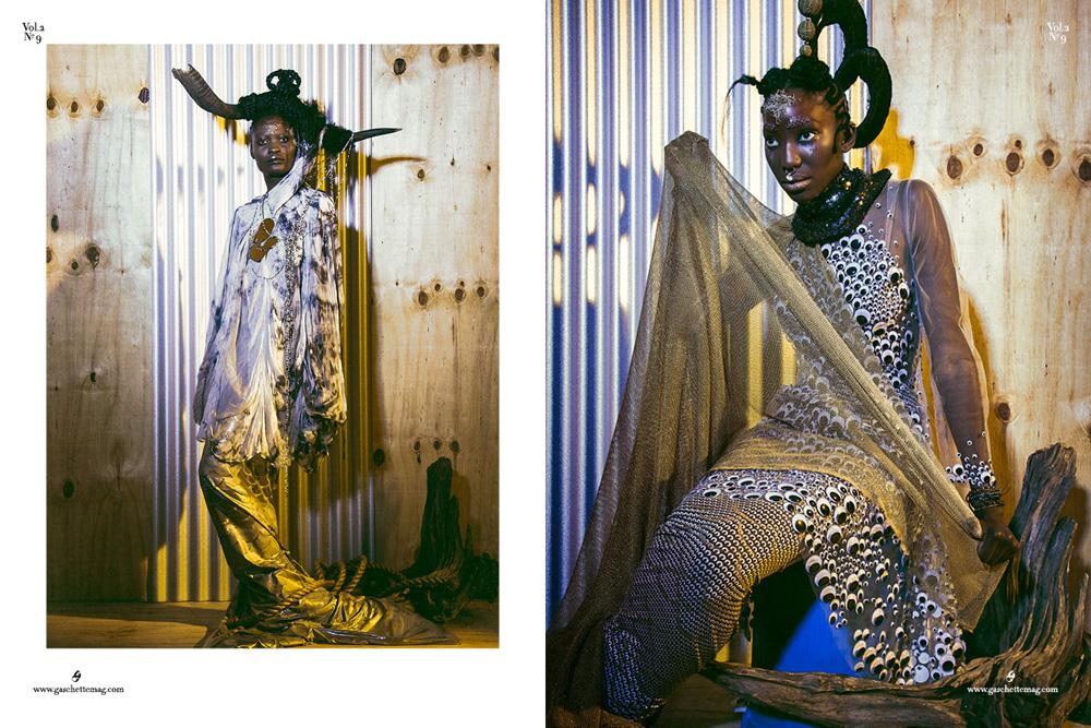 Steve Marais Celebrates African Amp Global Goddess Mami Wata