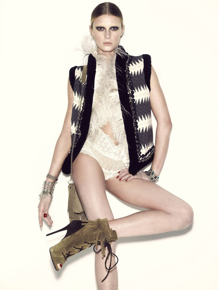Sigrid Agren in 'Contracultura Urbana' By Henrique Gendre ...