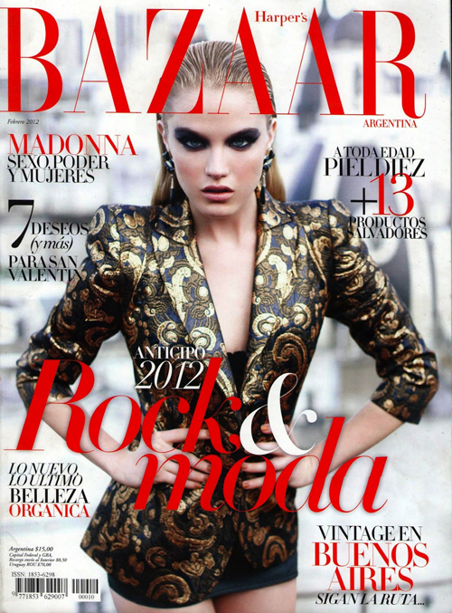 Dana drori santiago albanell harper 39 s bazaar argentina for Bazaar argentina