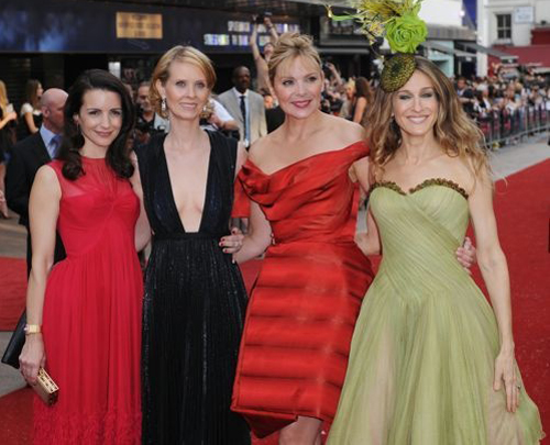 sex and the city actresses