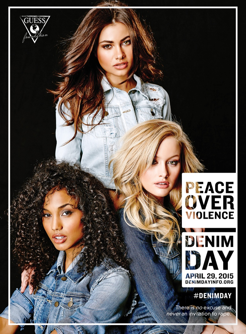 Guess Ads 2015