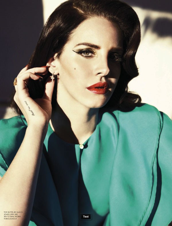 Lana Del Rey Stars In Lana Mania By Mark Williams And Sara Hirakawa For Fashion Canada Summer 2013 Anne Of Carversville
