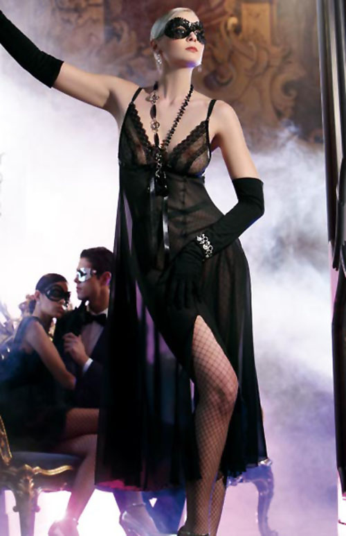 833b006ee6c7d Christies Lingerie Italian Seduction | Fall 2010 Look Book — Anne of ...
