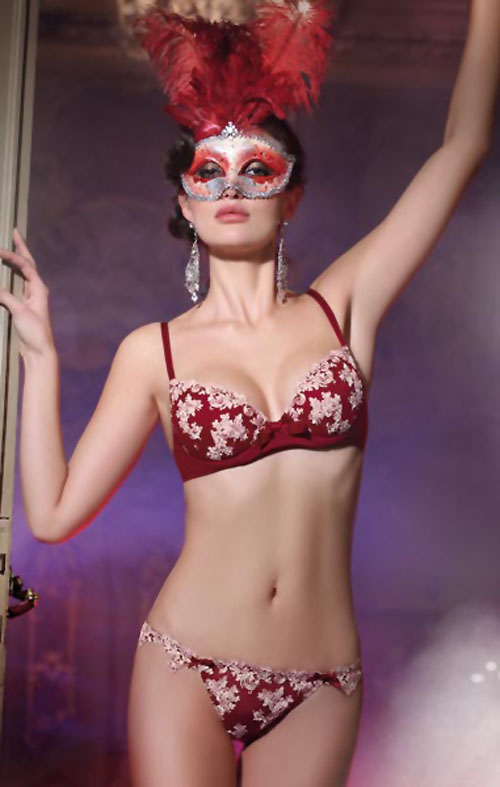 3cd6b4005a99d Christies Lingerie Italian Seduction | Fall 2010 Look Book — Anne of  Carversville