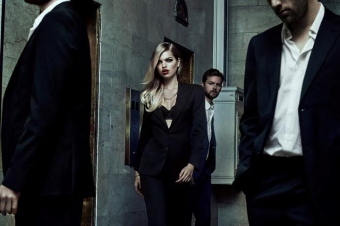 Mariacarla Boscono for Vogue China November 2013 | A Stairway To ...