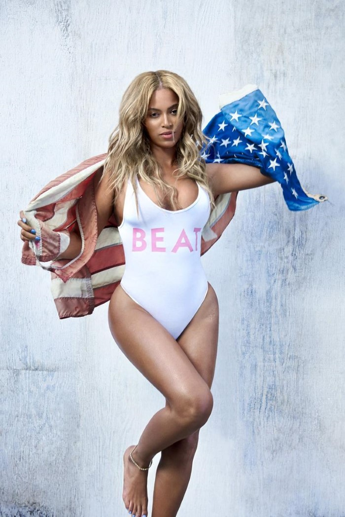 Beyonce Is All American Woman Patriot By Ryan Mcginley For