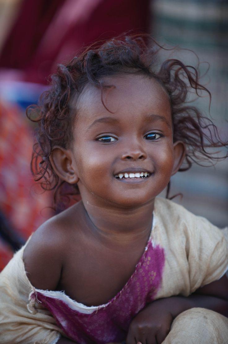 Girl in somali