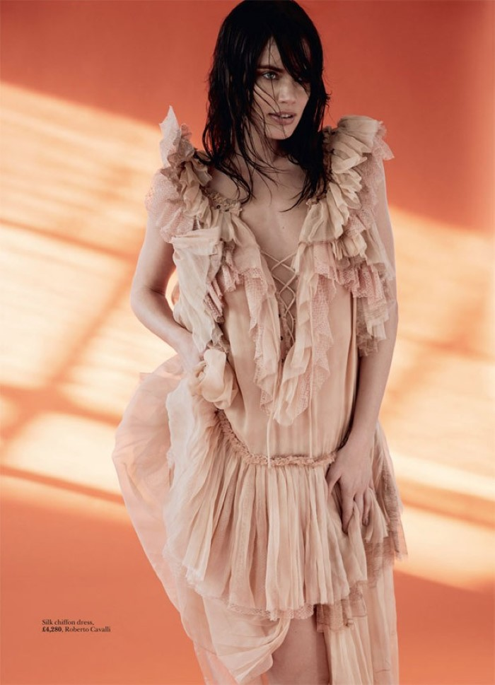 Rianne Ten Haken Makes Waves In David Roemer Images For Marie