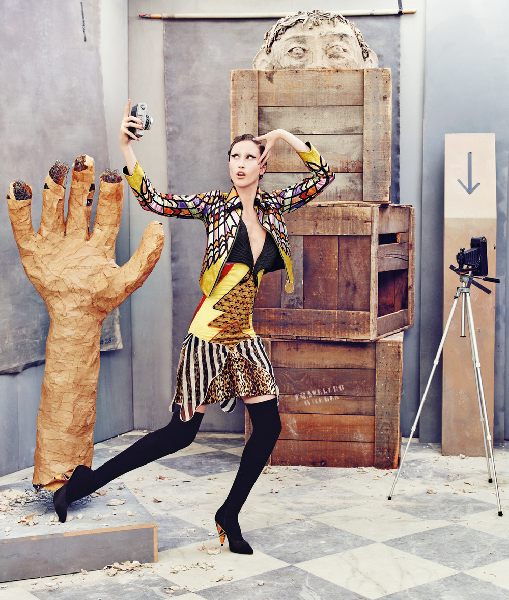 Pat Anna Cleveland Front 39 The Art Of Fashion 39 By Ruven Afanador For Neiman Marcus Anne Of