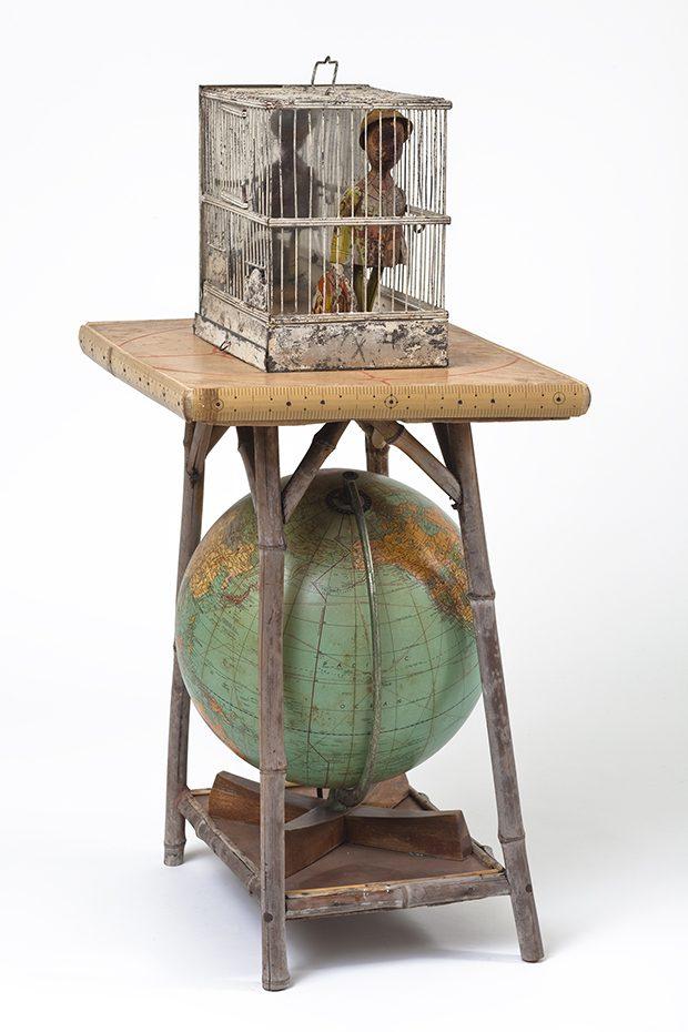 Betye Saar 'Globetrotter'