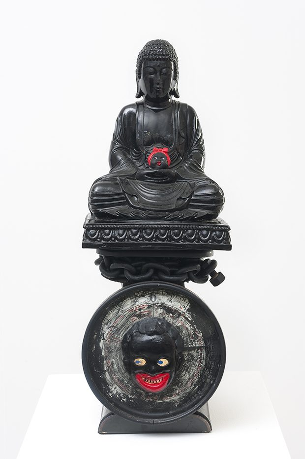 Betye Saar 'The Weight of Buddha'