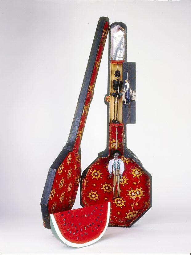Betye Saar 'Sambos Banjo'