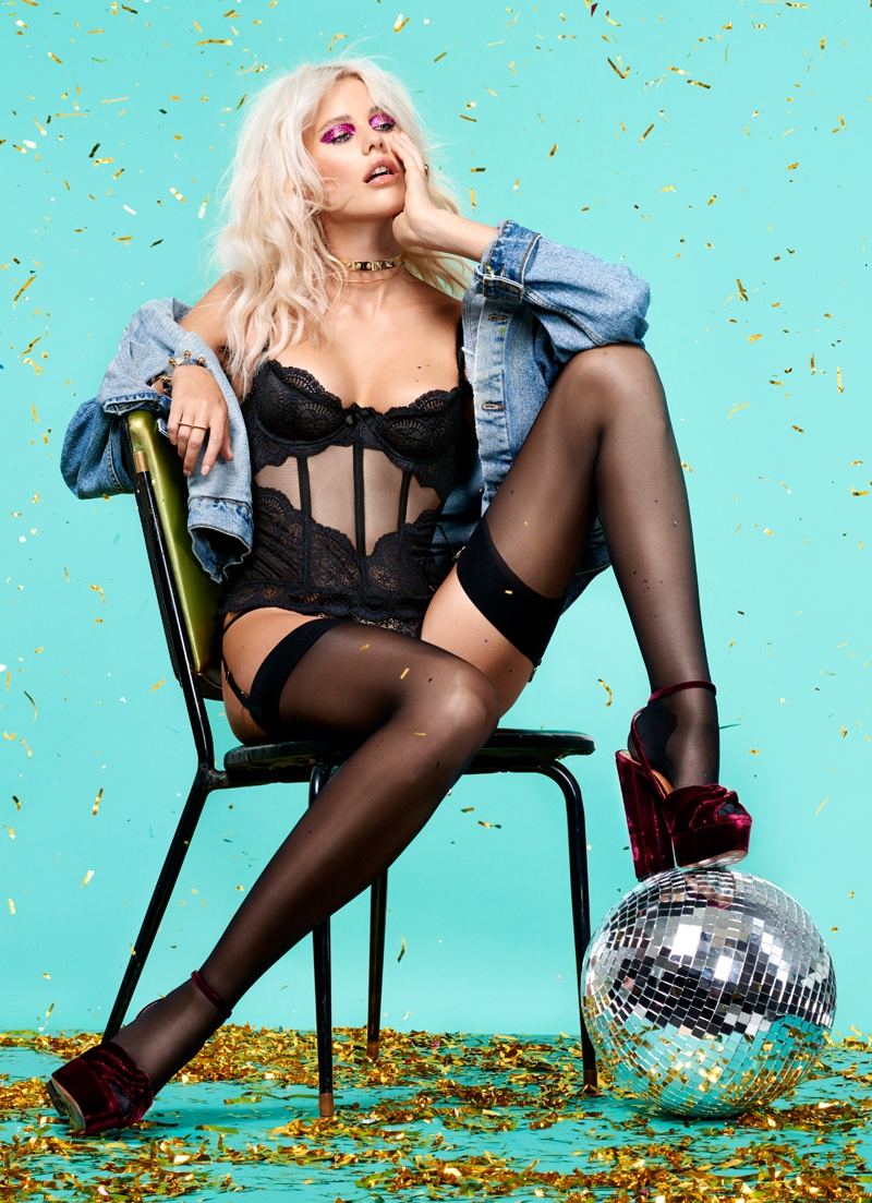 L Agent by Agent Provocateur pops the cork on its 2016 holiday collection 6cf679130