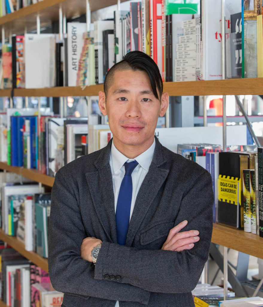 Christopher Lew, 2017 Whitney Biennial co-curator