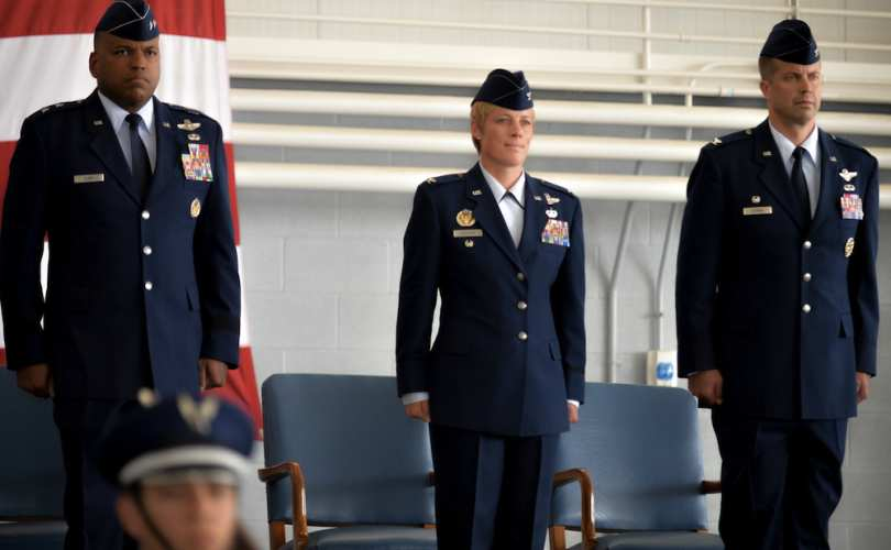 Col Kristin Goodwin, Openly Gay & Second Woman, Appointed Commandant Of US Air Force Academy