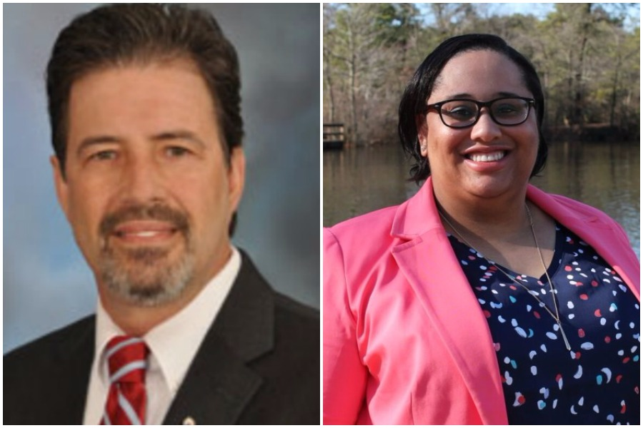 John Carman, a Republican member of the Atlantic County Board of Chosen Freeholders, a county legislative body in New Jersey, posted a meme on his Facebook page in January making fun of the Women's March. Ashley Bennett was not amused . . . and so she beat him out of office.