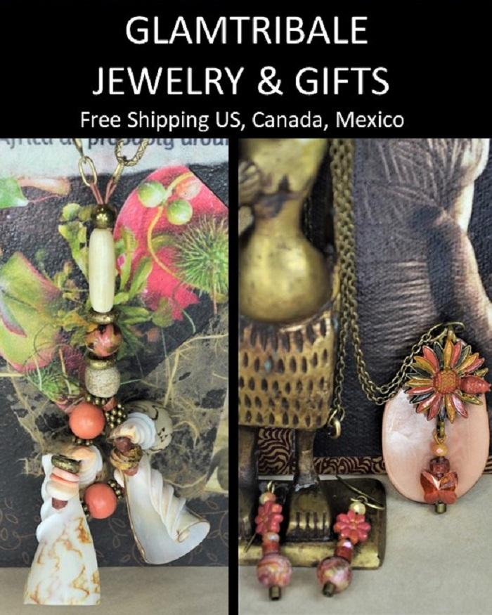 SHOP GLAMTRIBALE Jewelry & Gifts w/FREE SHIPPING. SHOP NOW!