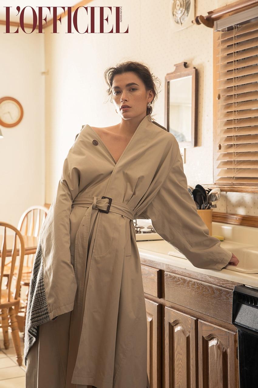Twin Set Handtassen Winter 2015 : Samantha gradoville is low voltage sexy for twin set by