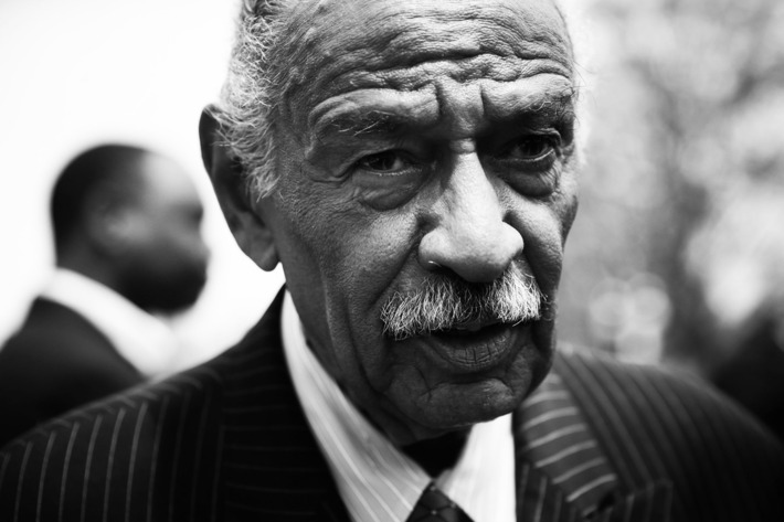Representative John Conyers. Photo: Alex Wong/Getty Images
