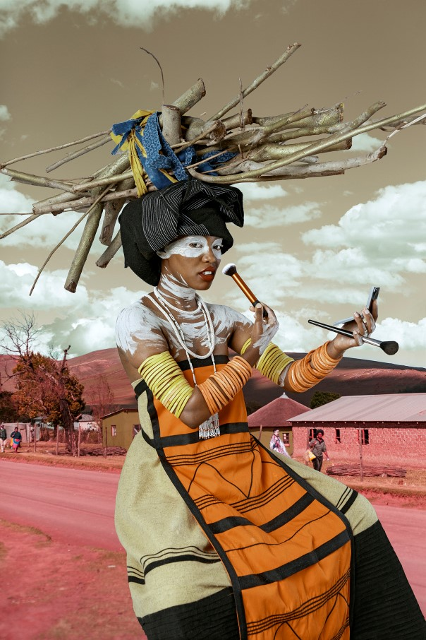 'Xhosa Woman – Umfazi' by Tony Gum