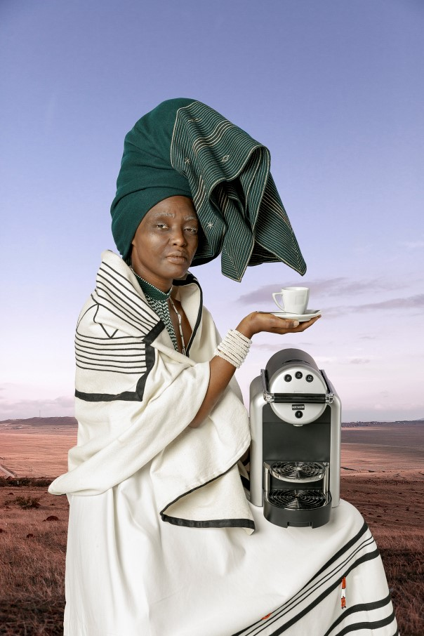 'Xhosa Woman -- Umama omkhulu' by Tony Gum