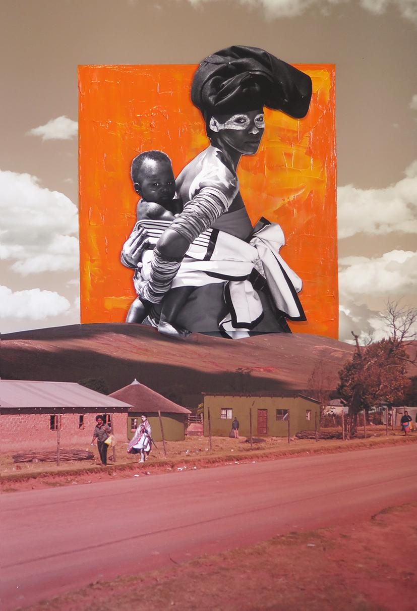 'Umfazi II' by Tony Gum