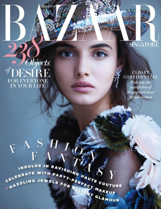 56e700fa055a Blanca Padilla Dazzles In Diego Uchitel Images For Harper s Bazaar ...
