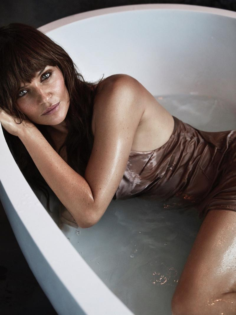Helena christensen gq uk oct 2007 by michael williams hq scans naked (79 pictures)