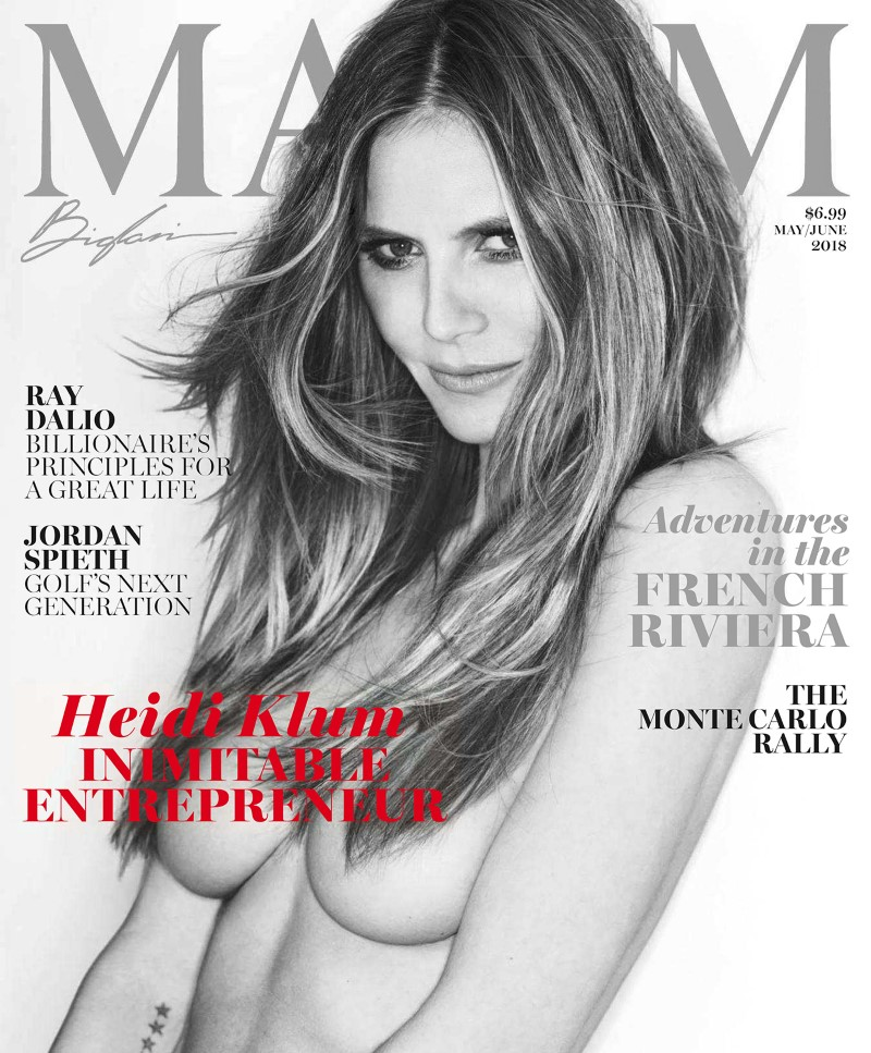 Gilles Bensimon Snaps Heidi Klum for Maxim May-June 2018 (8).jpg