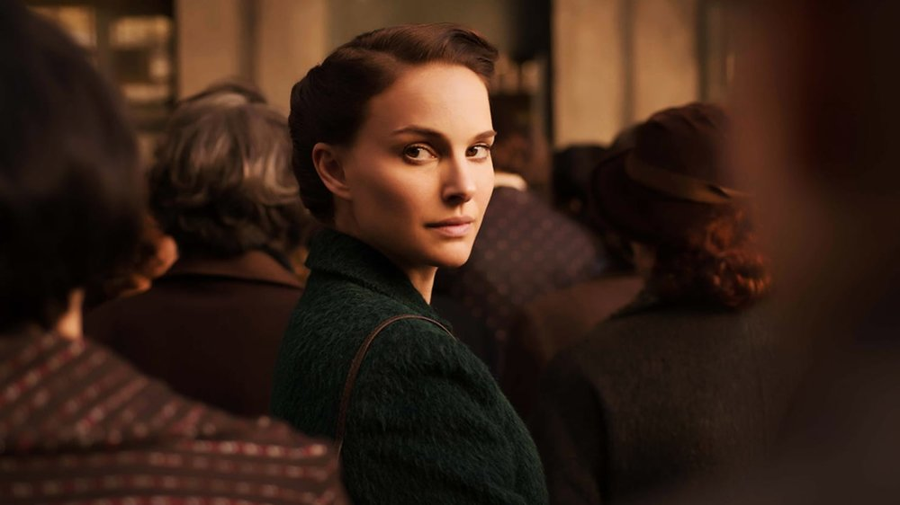 Natalie Portman in her directorial debut, 'A Tale of Love and Darkness, about the creation of Israel and its impact on Palestinians.
