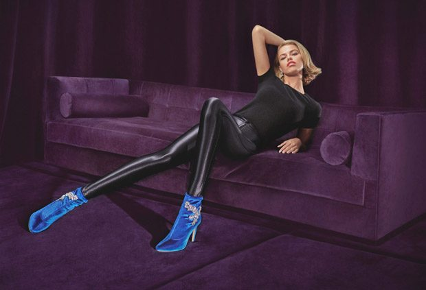 All Eyes Were On Beyonce At The Giuseppe Zanotti Boutique Opening