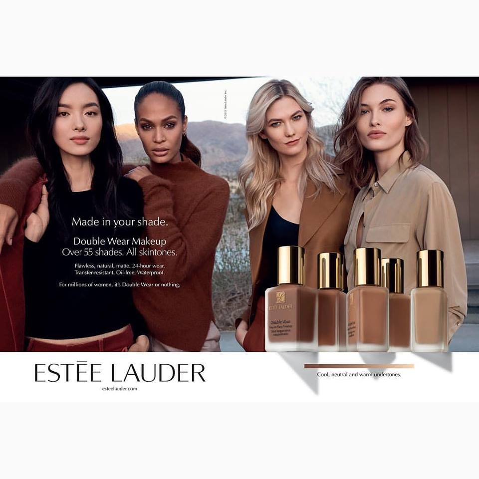 Estee Lauder Double Wear Makeup 2018 Campaign (1).jpg
