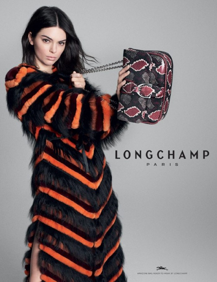Kendall Jenner by David Sims for Longchamps FW2018 (4).jpg