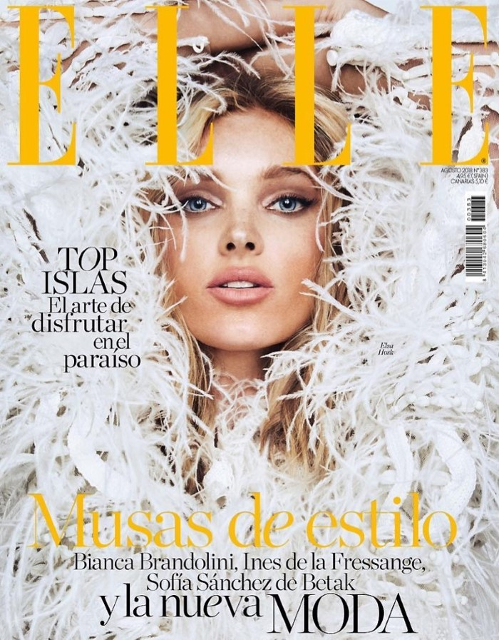 Elsa Hosk by Mario Sierra for Elle Spain August 2018 (3).jpg