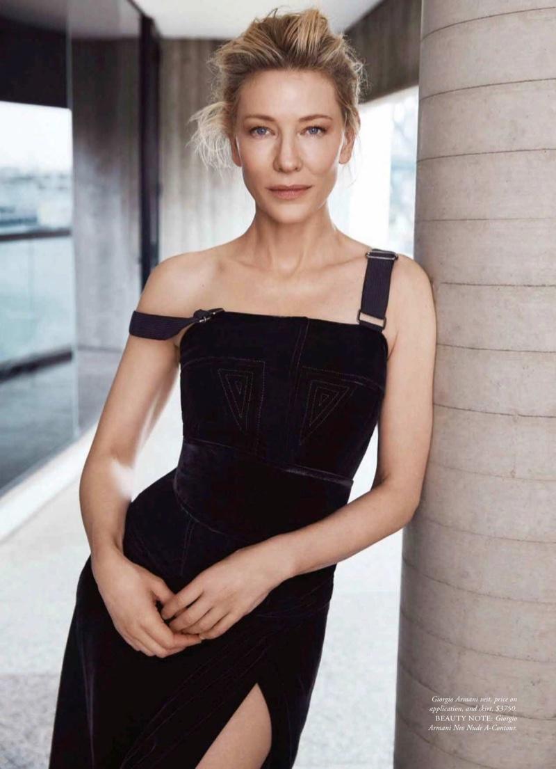 Cate Blanchett in Harpers Bazaar Australia Sept 2018 by Steven Chee (6).jpg