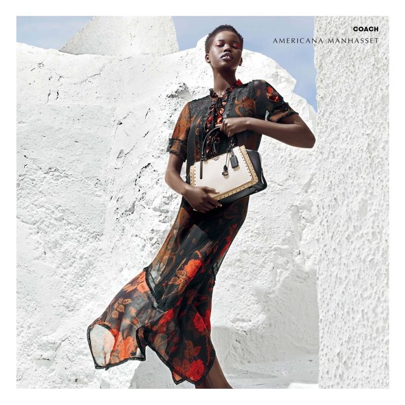 Adut Akech for Americana Manhasset Fall 2018 Ad Campaign (14).jpg